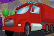 Yakıt Tankeri Park Etme